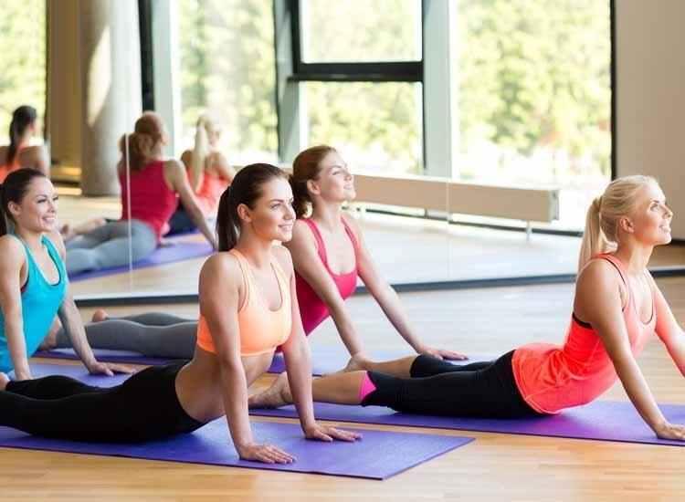 Aum Shiv Yoga Centre Navrangpura