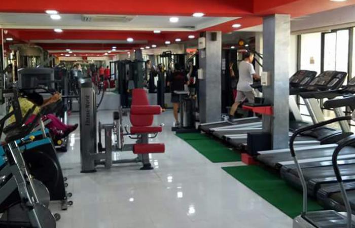 New Body Fuel Gym Bopal