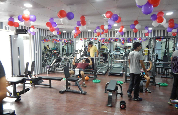 Fitness Square Keshavpuram