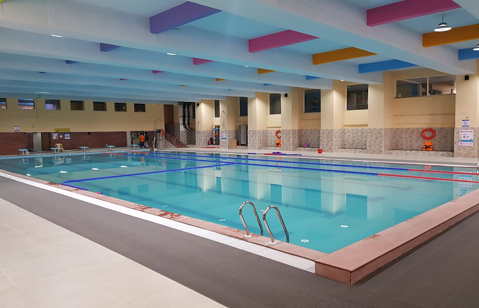 Fitso Seals Swimming Academy Suncity School Sector 37d Gurgaon