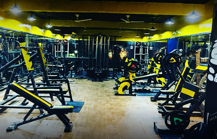 Soul Fitness Sector 32c