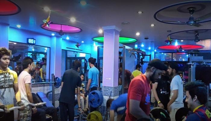 X Zone Gym  Jagat Puri