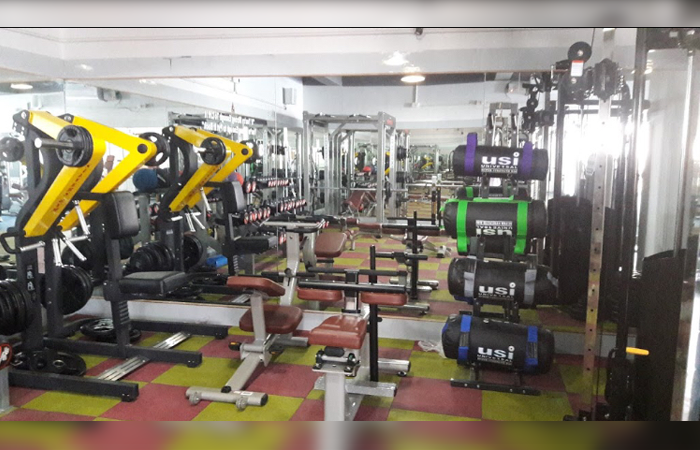 Silver's Gym Rt Nagar