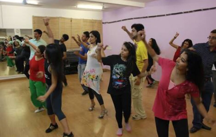 Dance Studio Saket