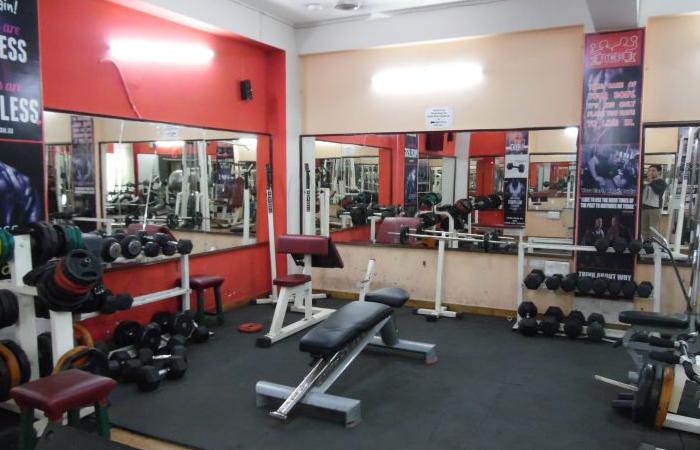 Fitness First Gym Raja Park