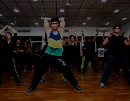 Crush Fitness Dayanand Vihar