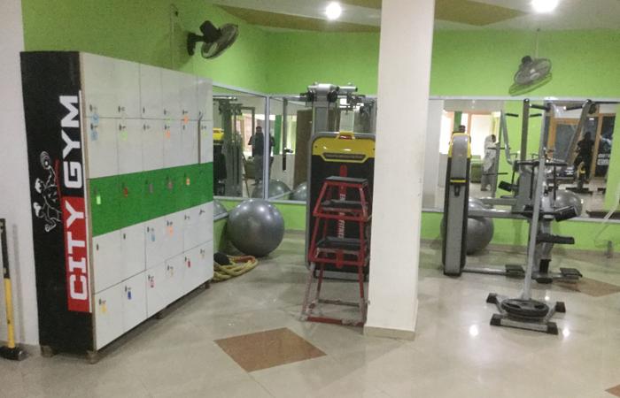 City's Gym Indirapuram Nyay Khand 1