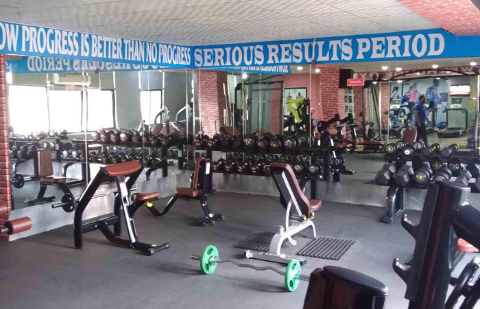 Power House Gym Lal Kothi