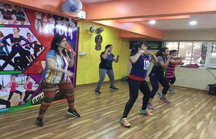 Bnb Fitness And Art Kandivali East