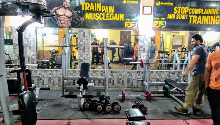 Excellent Gym Jangpura