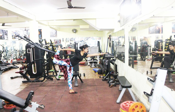 Fitness Myantra New Ashok Nagar