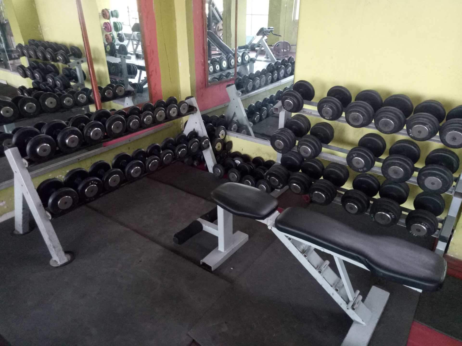 Health Champion Fitness Studio Chandkheda