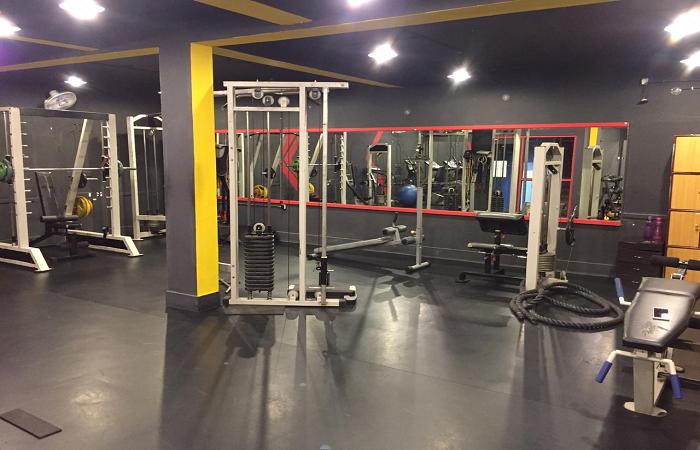 Spartan Fitness Hub Dum Dum Park