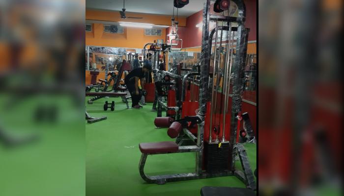 Rock The Gym Durgapura