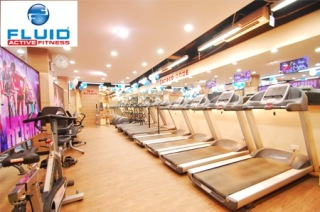 Fluid Fitness Greater Kailash 1