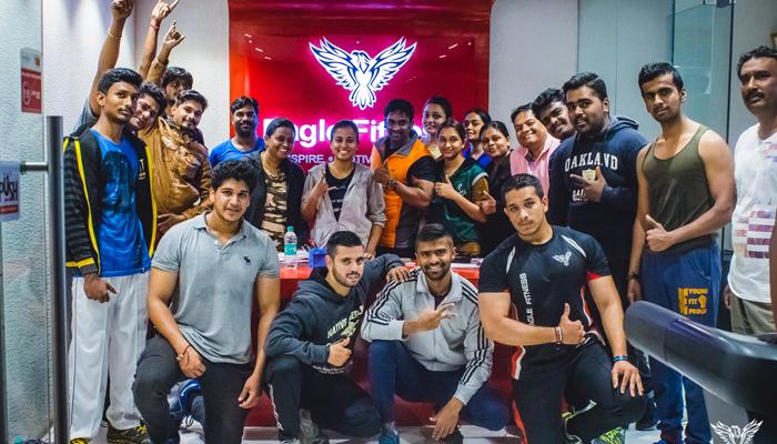 Eagle Fitness Vijayanagar