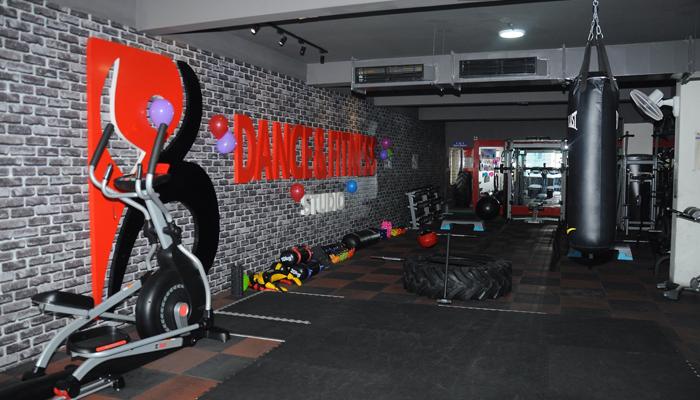 B Dance And Fitness Studio Kaggadasapura
