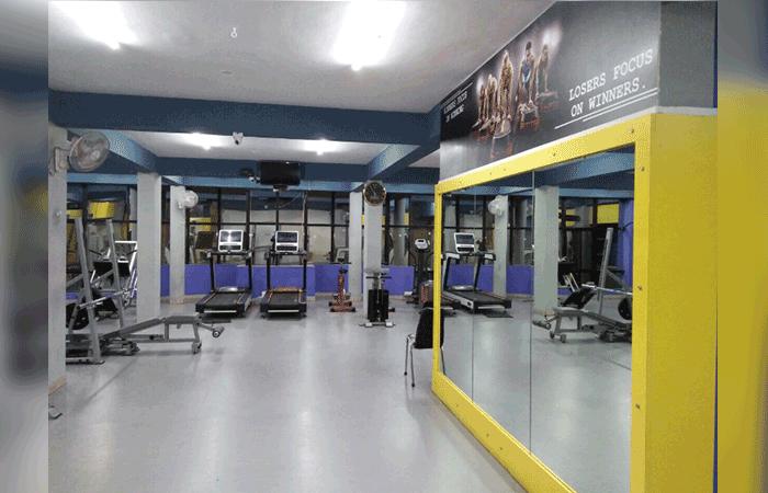 Unique Excellent Fitness J P Nagar
