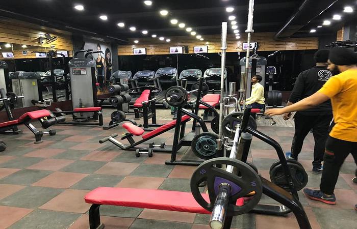 The Gym Health Planet Kirti Nagar
