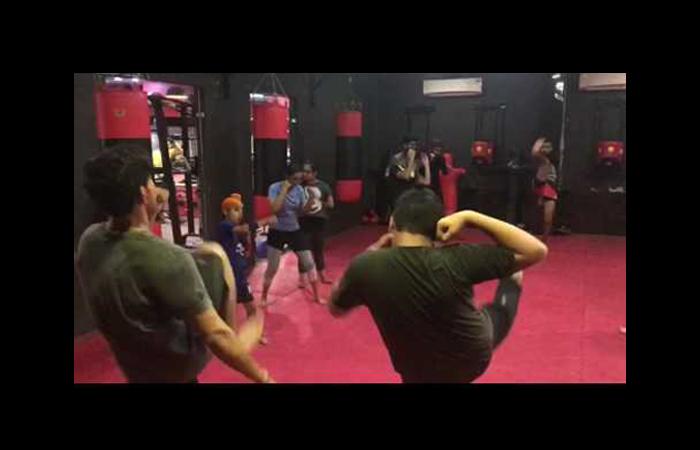 Super Fight League Gym Malviya Nagar
