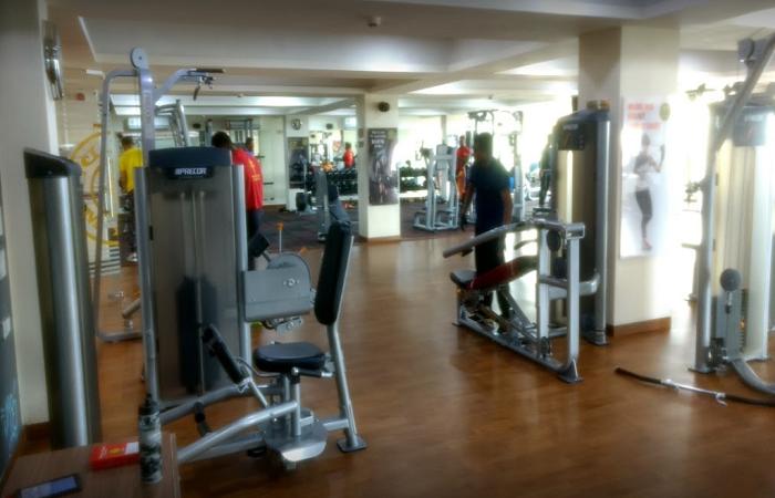 Gold's Gym Sodepur