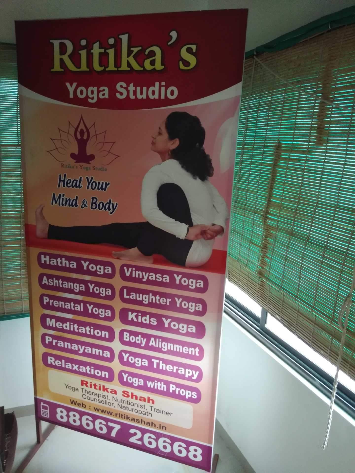 Ritika's Yoga Studio Maninagar