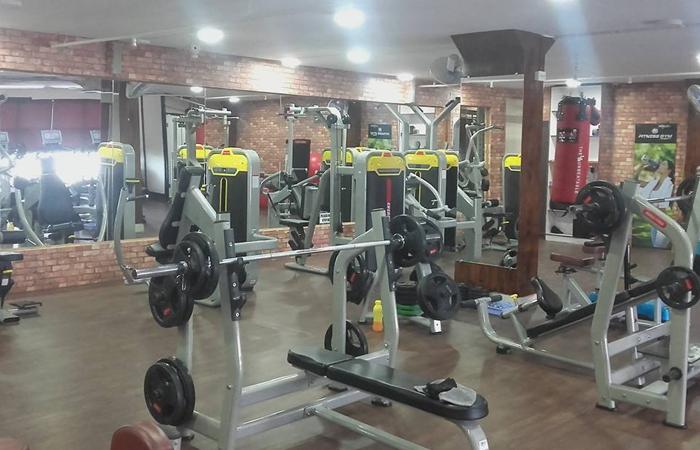AB Fitness Gym Pro Banjara Hills
