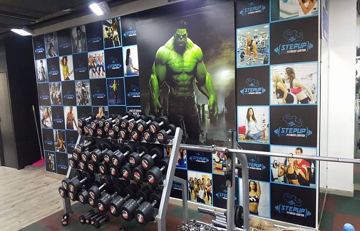 Stepon Fitness Centre Subhash Nagar