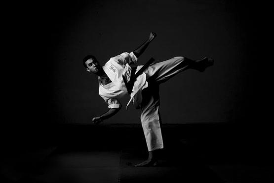 Seido Karate India Greater Kailash Part 1