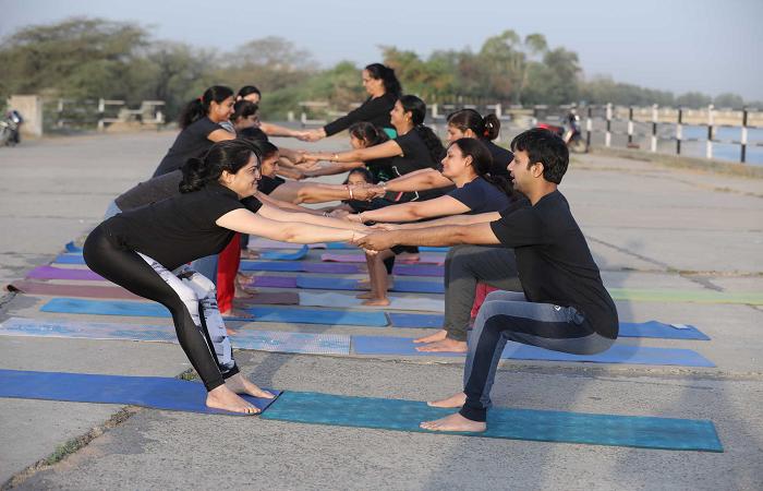 Kaivalyam Yoga Center Chandkheda
