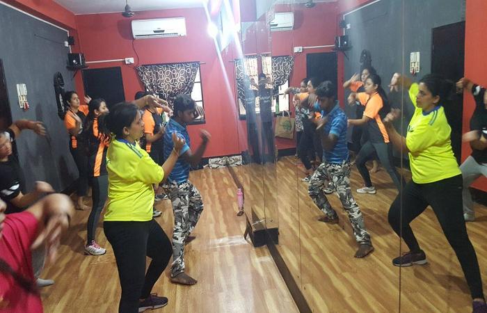 Sintha Dance & Fitness New Alipore