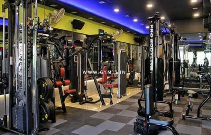 Gym13 Sector 20c
