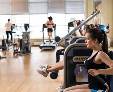The Gym Exclusive Sector 7 Dwarka