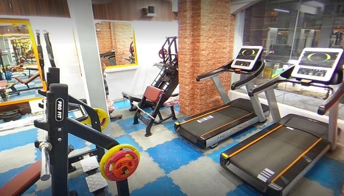 Health Quest Gym Moosarambagh