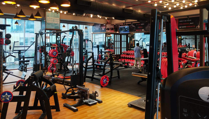 Fitness Factory Andheri West