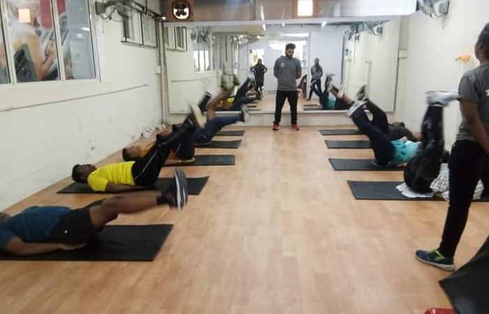 Mitra Fitness Club Dhankawadi
