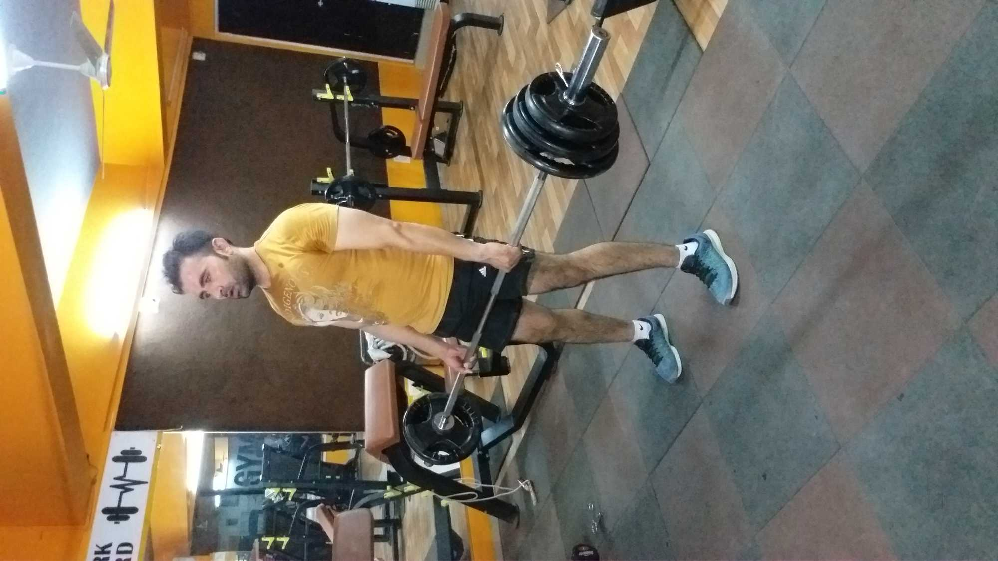The Gym City Nana Chiloda
