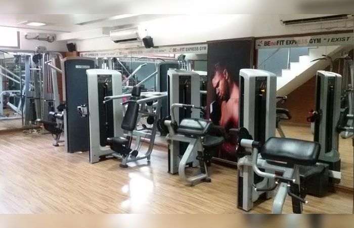 Benefit Express Gym Sector 51 Noida