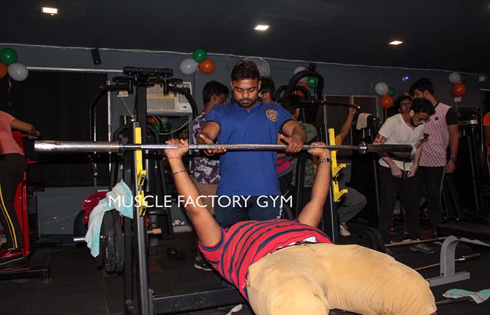 Muscle Factory Shibpur