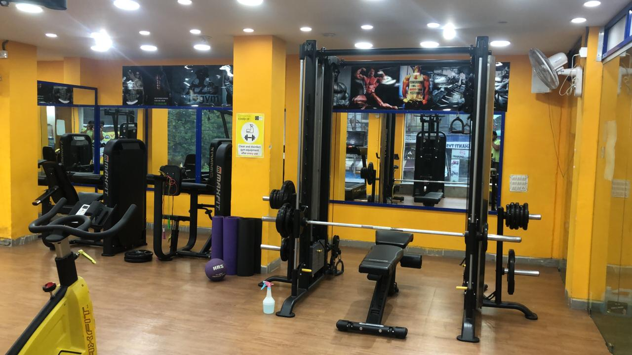 Fitness King Gym Basheerbagh