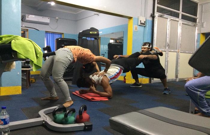 Body Shaper Gymnasium Behala