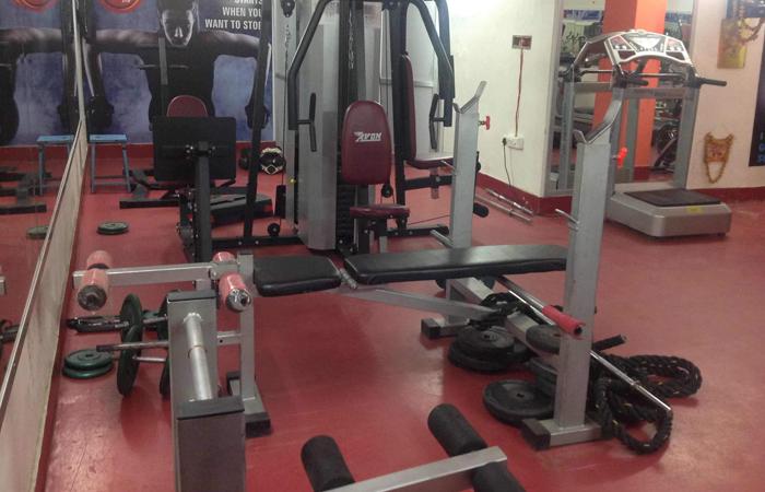 Speedfit Gym (only For Female) Sodala