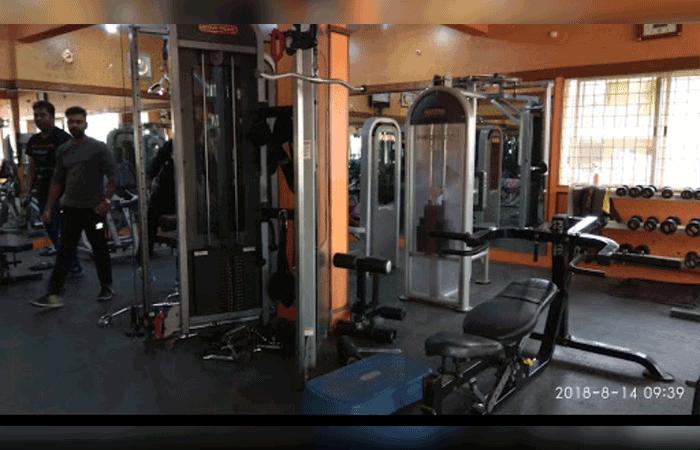 Rigid Fitness Centre Murugeshpalya