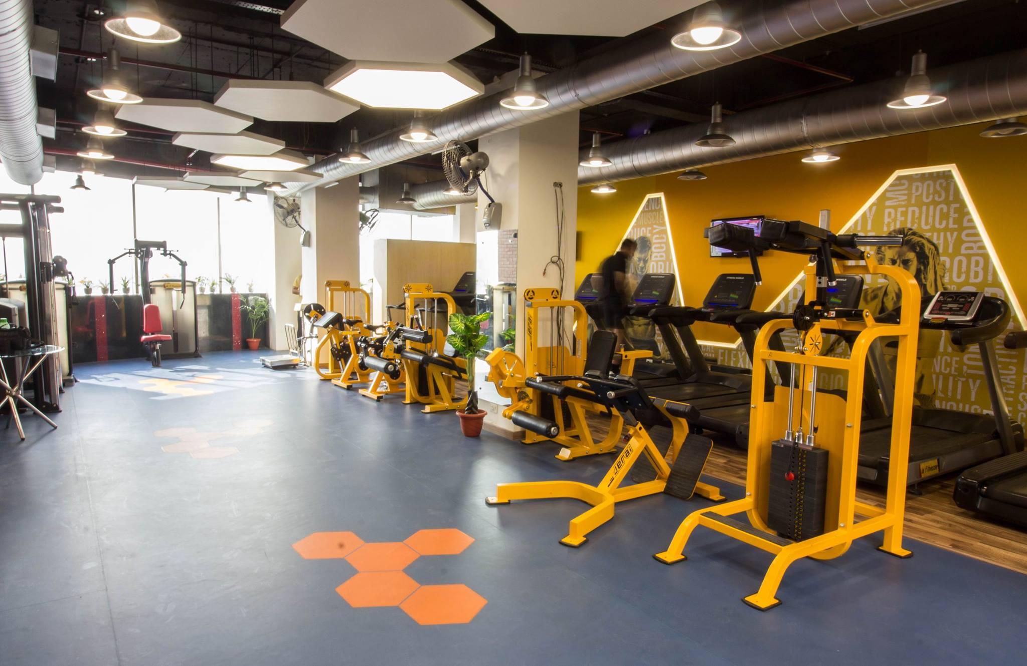 La Fitnesse Select Sector 18 Noida