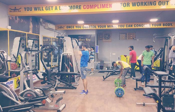 One More Rep- One Stop Fitness Destination Paschim Vihar