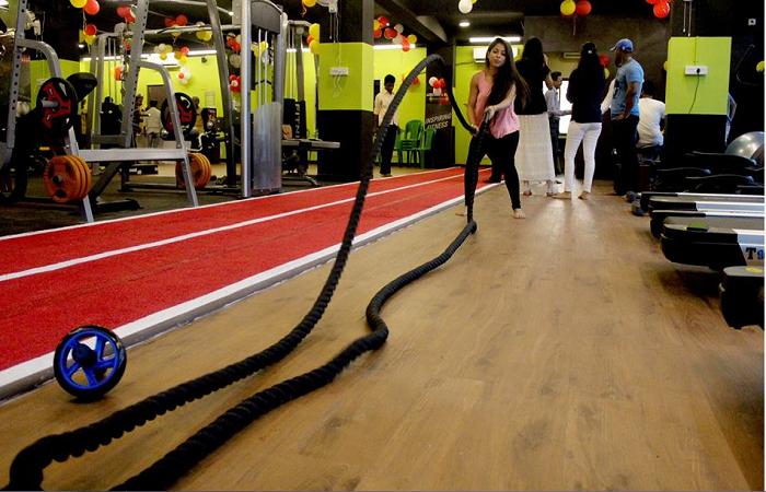 Adrenaline Rush Gym & Fitness Chinar Park