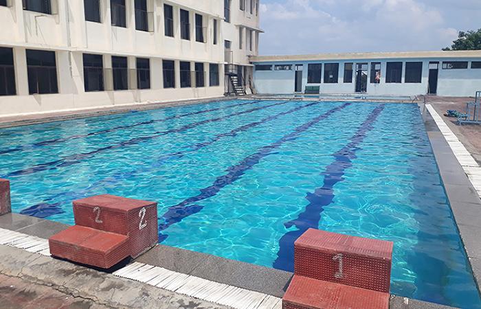 Fitso SEALs Swimming Academy Aravali International School Sector 43 Faridabad