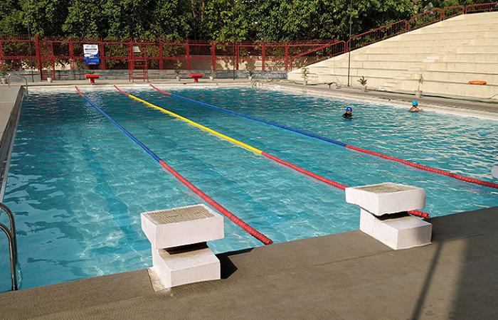 Fitso SEALs Swimming Academy Apeejay School Sector 15 Faridabad
