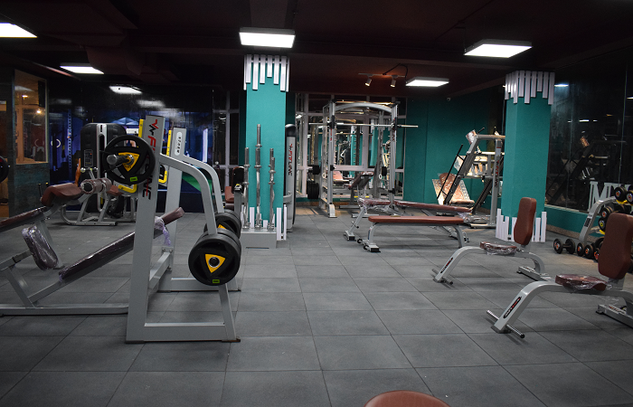The Iron Pumpers Gym - Acharya Niketan Mayur Vihar Phase -1