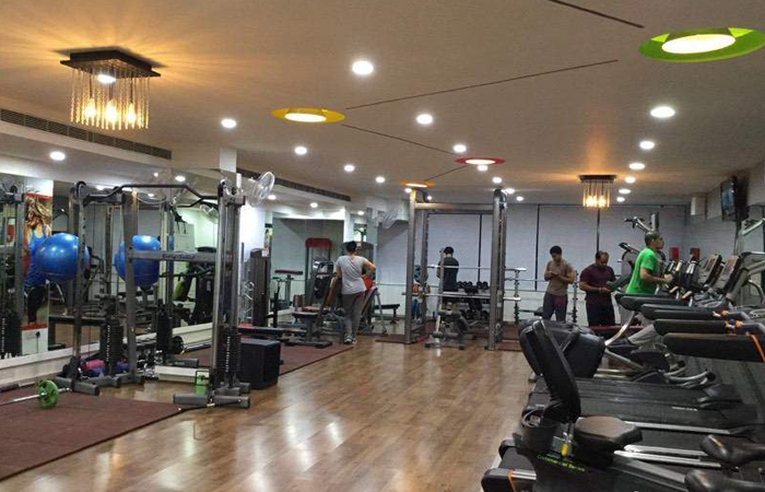 Fitlifez Gym And Spa Manasarovar Heights Rd